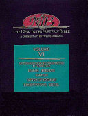 The New Interpreter s Bible