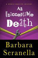 An Unacceptable Death ebook
