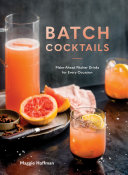Pdf Batch Cocktails