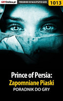 Prince of Persia: Zapomniane Piaski Book