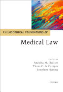 Philosophical Foundations of Medical Law