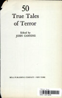 50 Great Tales of Terror