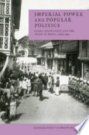 Imperial Power and Popular Politics