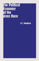 The Political Economy of the Arms Race Pdf/ePub eBook