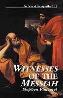 Witnesses of the Messiah Pdf/ePub eBook
