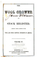 The Wool Grower and Stock Register