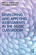 Developing and Applying Assessments in the Music Classroom Pdf/ePub eBook