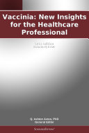 Vaccinia: New Insights for the Healthcare Professional: 2011 Edition [Pdf/ePub] eBook