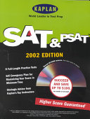 Sat And Psat 2002