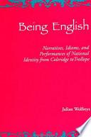 Being English