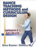 Dance Teaching Methods and Curriculum Design