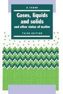 Gases  Liquids and Solids