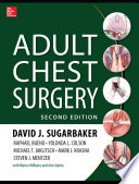 Adult Chest Surgery  2nd edition Book