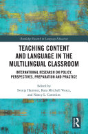 Pdf Teaching Content and Language in the Multilingual Classroom