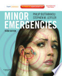 Minor Emergencies E Book Book