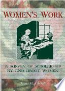 Women s Work Book PDF