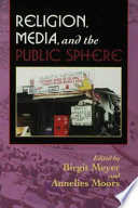 Religion Media And The Public Sphere