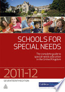Schools For Special Needs 2011 2012