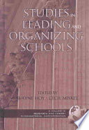 Studies in Leading and Organizing Schools