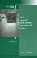 Possible Selves And Adult Learning Perspectives And Potential