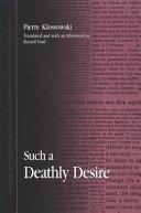 Such a Deathly Desire ebook