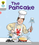 Oxford Reading Tree: Stage 1: First Words: Pancake