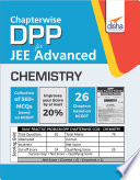 Chapter-wise DPP Sheets for Chemistry JEE Advanced
