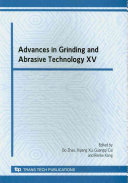Advances in Grinding and Abrasive Technology XV