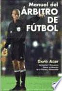 Manual del árbitro de fútbol