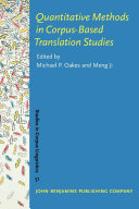 Pdf Quantitative Methods in Corpus-Based Translation Studies Telecharger