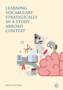 Pdf Learning Vocabulary Strategically in a Study Abroad Context Telecharger