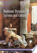 Nonlinear Dynamical Systems and Control
