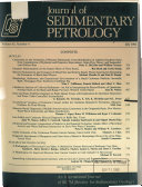 Journal of Sedimentary Petrology