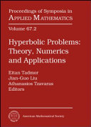 Hyperbolic Problems: Contributed talks