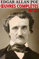 Edgar Allan Poe - Oeuvres Complètes