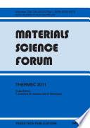 Thermec 2011 Book PDF