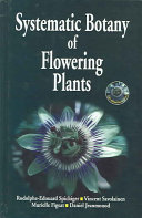 Systematic Botany of Flowering Plants Book