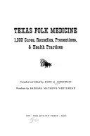 Texas Folk Medicine