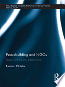 Peacebuilding and NGOs