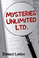 Mysteries Unlimited Ltd. Pdf/ePub eBook