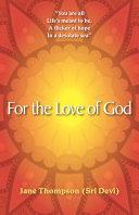 For the Love of God [Pdf/ePub] eBook