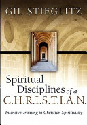 Spiritual Disciplines of a C  H  R  I  S  T  I  A  N  Book