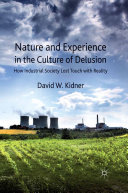 Pdf Nature and Experience in the Culture of Delusion Telecharger