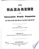 The Nazarene And Universalist Family Companion
