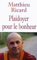 Plaidoyer pour le bonheur Pdf/ePub eBook