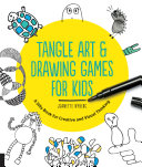 Pdf Tangle Art and Drawing Games for Kids