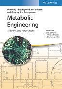 Metabolic Engineering