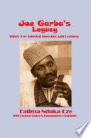 Joe Garba's Legacy Pdf/ePub eBook