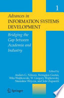 Advances In Information Systems Development  Book PDF
