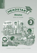 Books - Headstart Mathematics Grade 3 Teachers Guide (Sesotho) Headstart Mmetse Kereiti ya 3 Buka ya Titjhere | ISBN 9780199054084